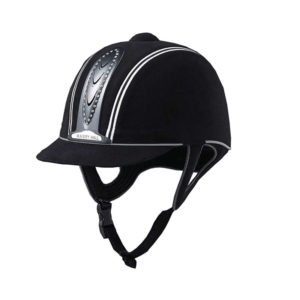 Crystal Riding Hat