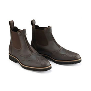 Oxford Waxed Boots