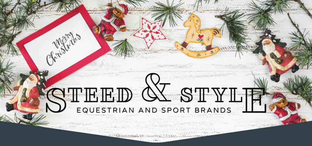 steed and style banner xmas