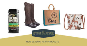 New season new products.